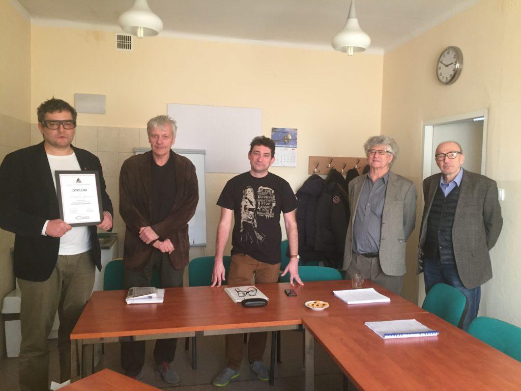 Wytwórnia Scenariuszy przy WFDiF w Warszawie