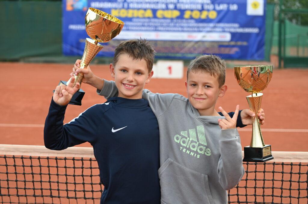 Mistrzowie Polski chłopców do lat 10 (U10) w sezonie 2020.